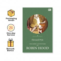 ENGLISH CLASSICS: THE MERRY ADVENTURES OF ROBIN HOOD