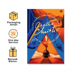 KUMPULAN KARYA AGATHA CHRISTIE (THE AGATHA CHRISTIE EXPRESS)