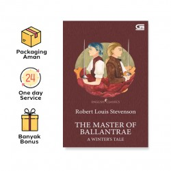 ENGLISH CLASSICS: THE MASTER OF BALLANTRAE:  A WINTER'S TALE