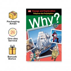 WHY? VOYAGE AND EXPLORATION - PELAYARAN DAN PENJELAJAHAN