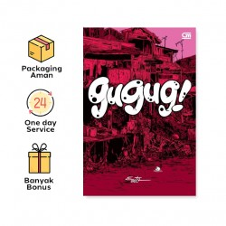 KOMIK: GUGUG! *HARD COVER