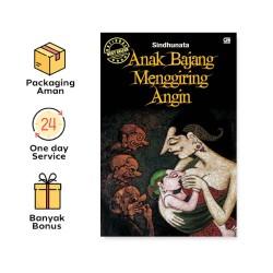 ANAK BAJANG MENGGIRING ANGIN (COVER BARU) ISBN LAMA