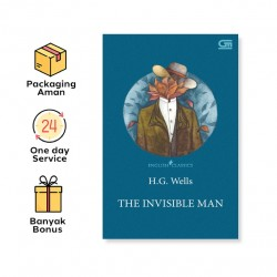 ENGLISH CLASSICS: THE INVISIBLE MAN