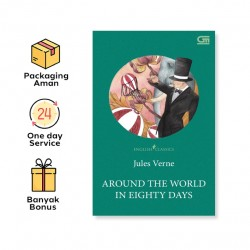 ENGLISH CLASSICS: AROUND THE WORLD IN EIGHTY DAYS