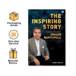 THE INSPIRING STORY: SEBUAH BIOGRAFI JONNER NAPITUPULU (SC)