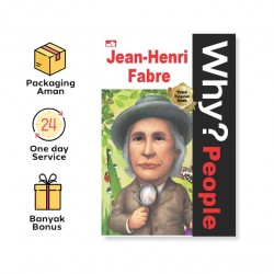 WHY? PEOPLE - JEAN-HENRI FABRE
