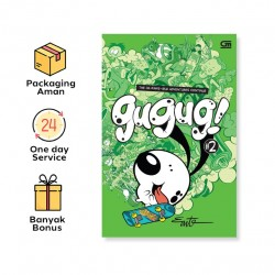 KOMIK: GUGUG!#2 - HARD COVER