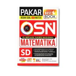 Osn Matematika Sd: Pakar Bedah Soal + Materi