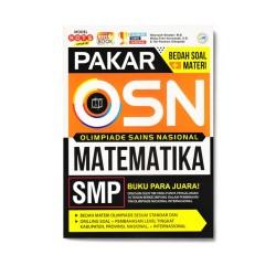 Osn Matematika Smp: Pakar Bedah Soal + Materi