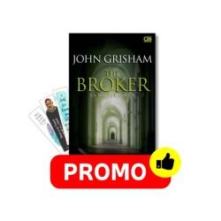 Sang Broker (The Broker) - Cover Baru