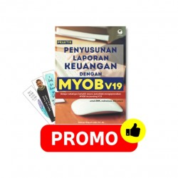 Penyusunan Laporan Keuangan Dengan Myob V19