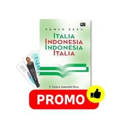Kamus Saku Italia-Indonesia # Indonesia-Italia