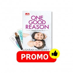 One Good Reason (Adamson Brothers #2)