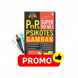 Super Top No.1 Pnp & Psikotes Gambar + Cd