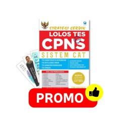 Strategi Cerdik Lolos Tes Cpns Sistem Cat + Cd
