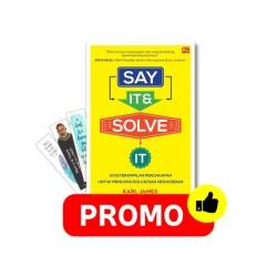 Say It & Solve It - 10 Keterampilan Percakapan Untuk Me