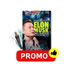 Kisah Sukses Elon Musk, Miliarder Dan Sang Iron Man