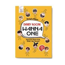 Diary Kocak Wanna One: Sejumlah Kisah Unik, Gokil, Dan Konyol
