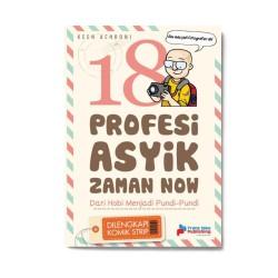 18 Profesi Asyik Zaman Now