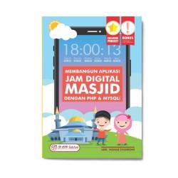 Membangun Aplikasi Jam Digital Masjid Dengan Php & Mysqli