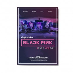 Black Pink 4Ever Young
