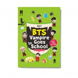Bts Vampire Goes To School