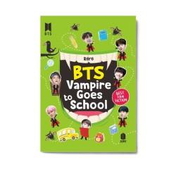 Bts Vampire Goes To School